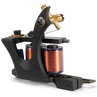 Steel frame high quality tattoo coil machine